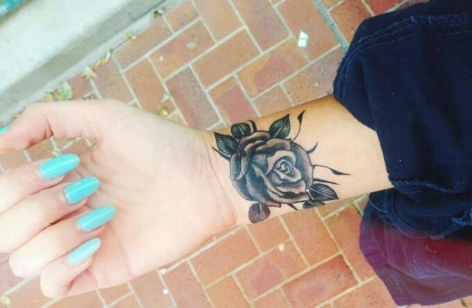 Las Rosas Negras Love Tattoos Amino