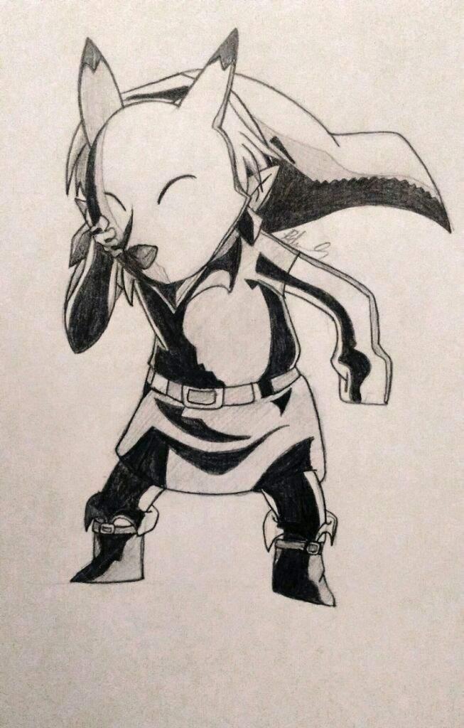 Majora's Mask Drawing : majora's, drawing, Drawing, Majora's, Zelda, Amino