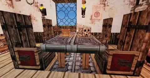 kitchen medieval dining room minecraft episode interior series hello