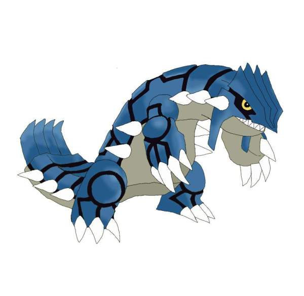 20 Pixel Kyogre Shiny Pictures And Ideas On Weric