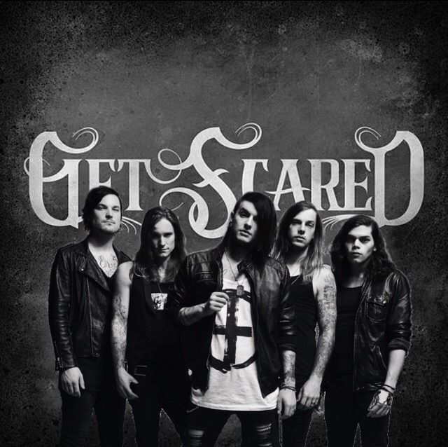 get scared metal amino