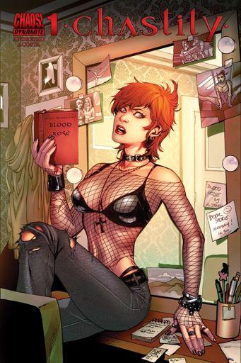 Resultado de imagen de chastity dynamite comics