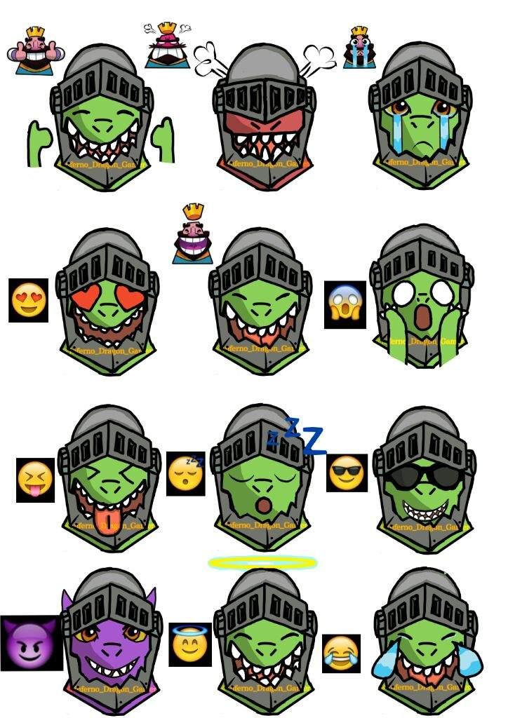 Clash Royale Emojis : clash, royale, emojis, Emojis, Clash, Royale, Amino