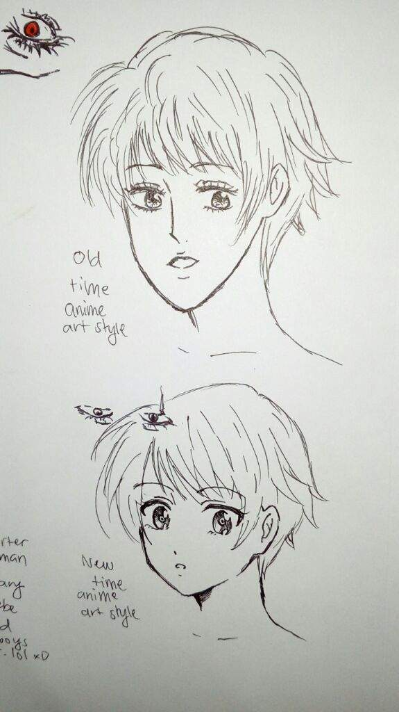 Anime Art Styles Drawing : anime, styles, drawing, Anime, Style, Glance, Amino