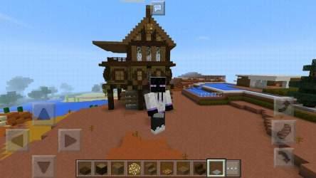 Modern Medieval House