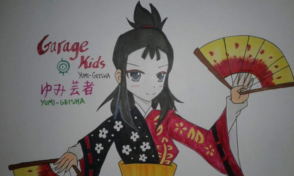 Garage Kids Ulrich Yumi Code Lyoko Amino Amino