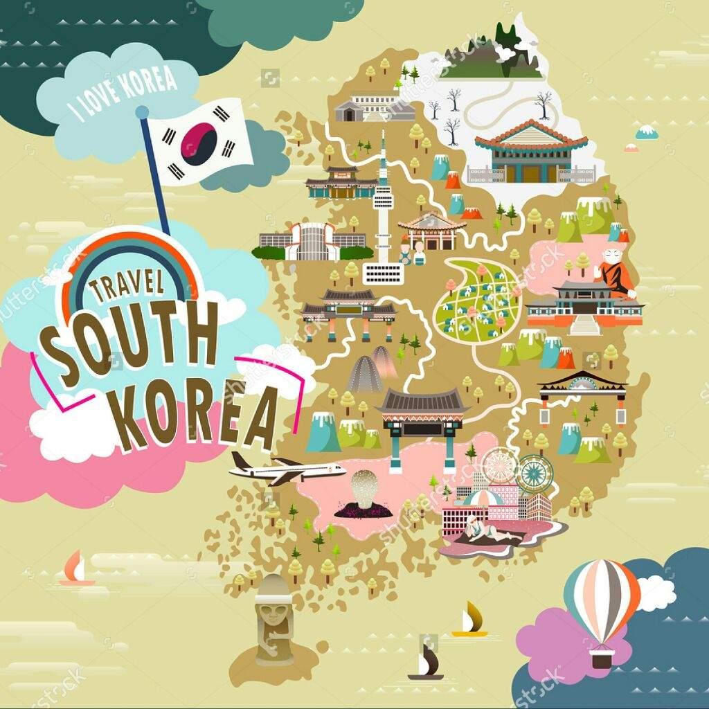Let S Take A Tour Of Korea