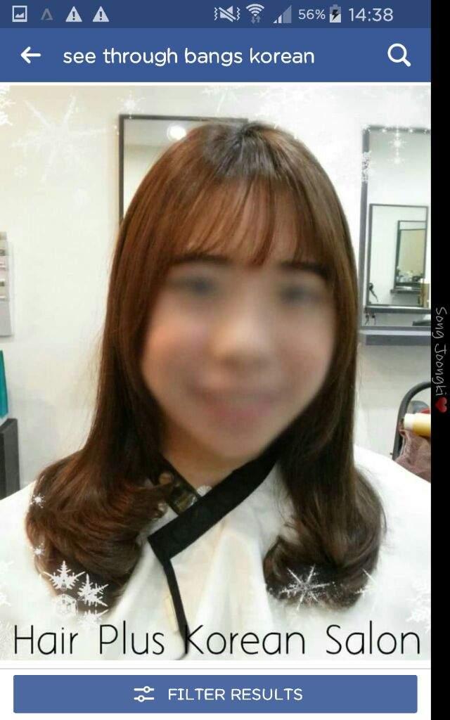 See Through Bangs Short Hair : through, bangs, short, Through, Bangs❤, K-Drama, Amino