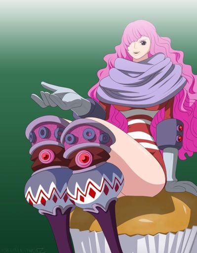 Charlotte Smoothie Wiki One Piece Amino
