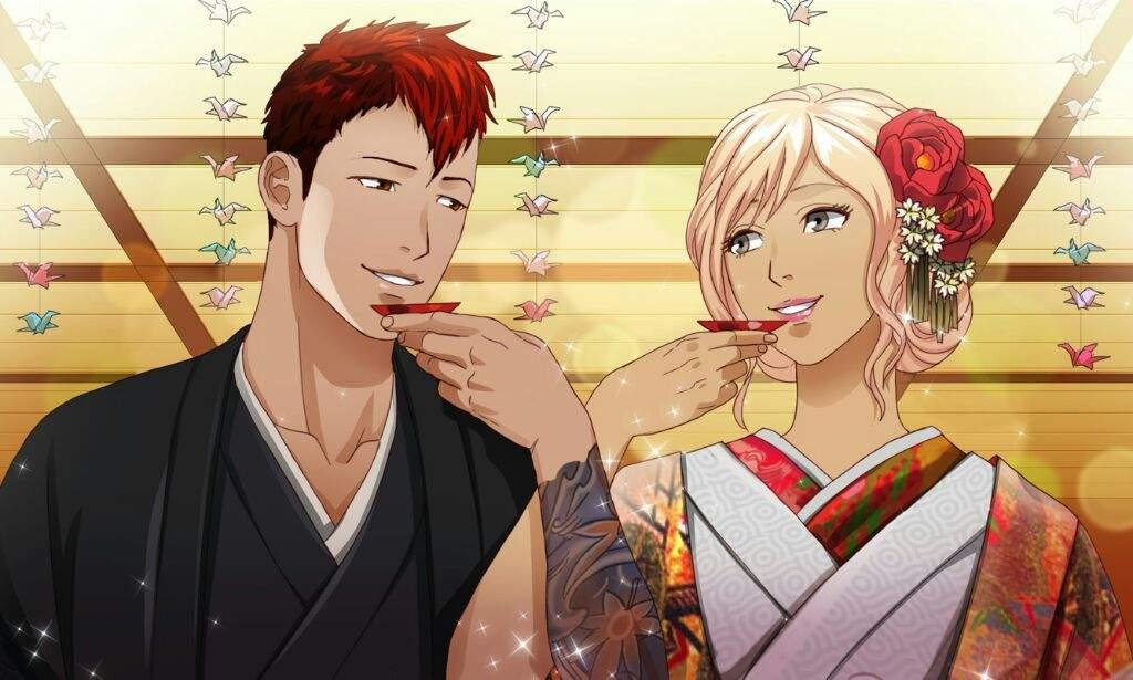 Lovestruck ( Yoshimitsu ) | Otome Amino