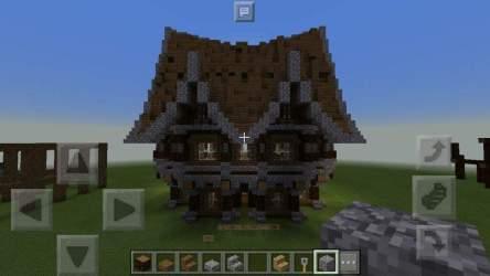 Medieval / Fantasy house Minecraft Amino