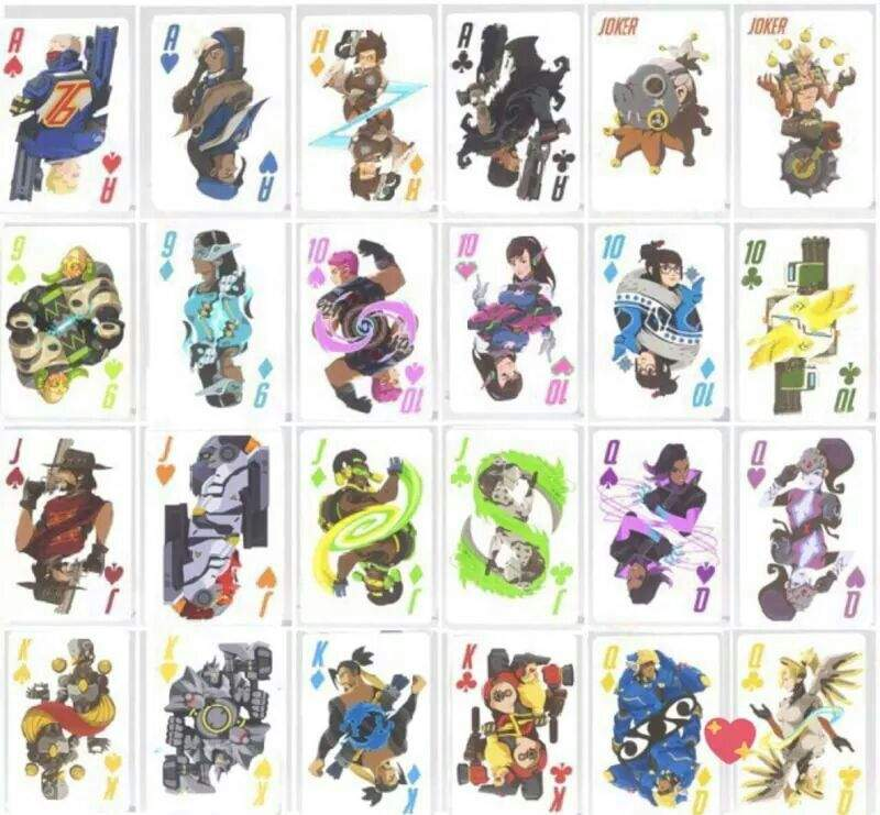 All The Overwatch Card Sprays Overwatch Amino