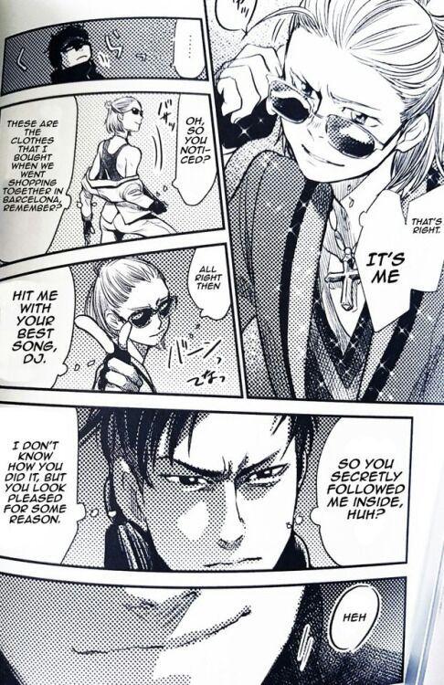 Yuri On Ice Manga : manga, OFFICIAL, Manga, Amino