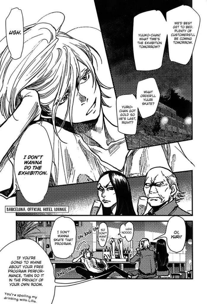 Yuri On Ice Manga : manga, Welcome, Madness, Manga, (full, Ver.), Amino