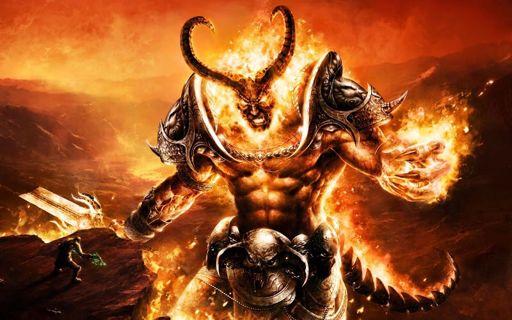 fire demon wiki superhero