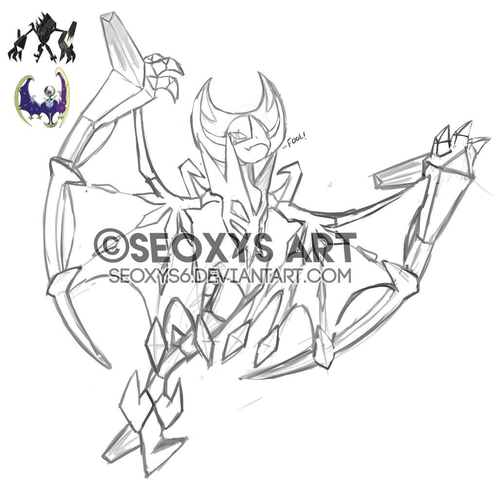 Solgaleo Coloring Pages Coloring Pages 2019