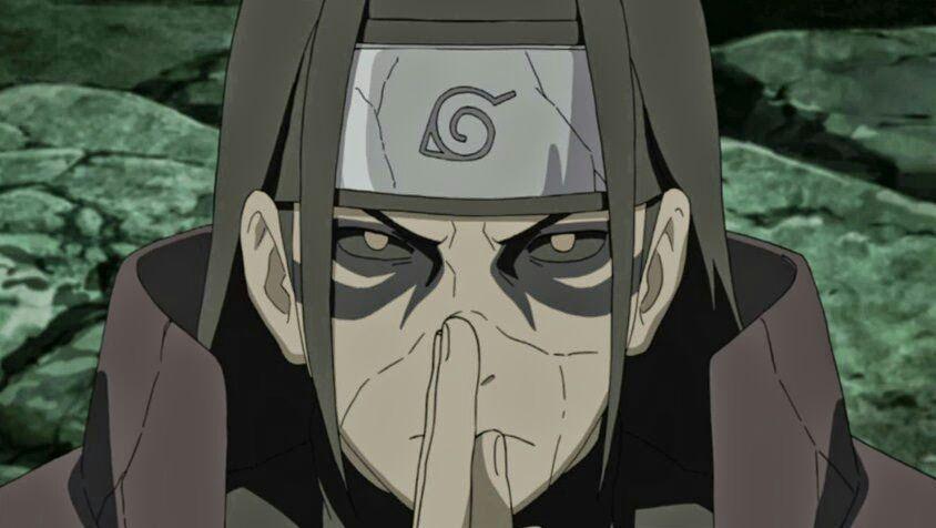Senju hashirama and uzumaki mito's child is born. Just How Powerful is Hashirama Senju? | Naruto Amino
