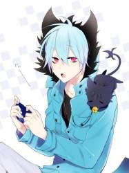wolf anime cat boy amino
