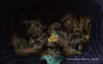 dwarven mines minecraft cave challenge