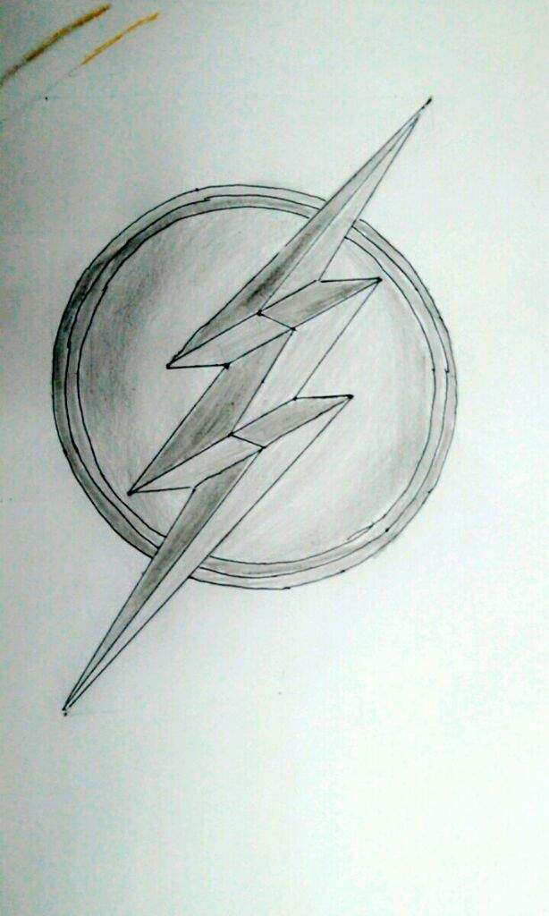 Flash Logo Drawing : flash, drawing, Drawing, Flash, Amino