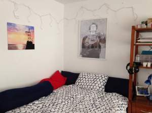 bts themed subtle very bed fanart army btsarmy hanging above