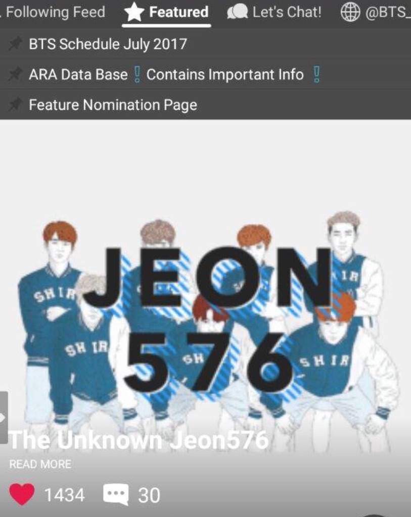 The Unknown Jeon576   ARMY's Amino