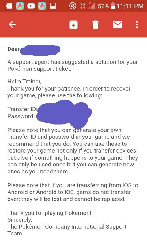 How to get your account back   - Pokémon Duel - Amino