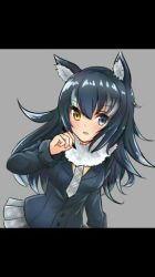 fox arctic anime sisters wolf she kistune chapter daily care take game gray