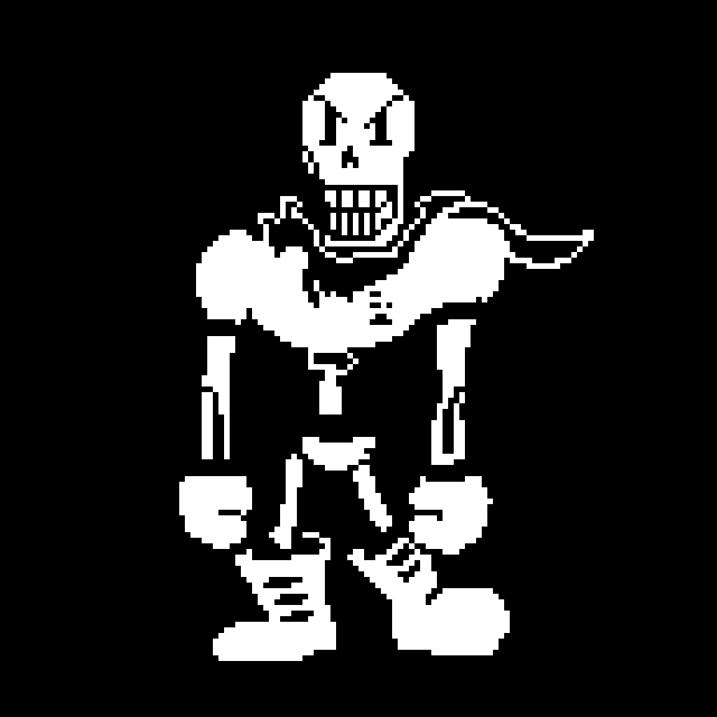 oppositetale sans and papyrus
