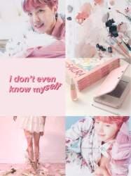 Hoseok Soft Pink Aesthetic🌸 BTS Aesthetics ™ Amino