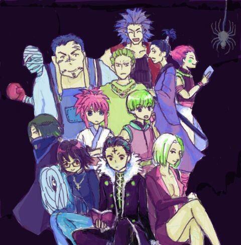 Phantom Troupe | Wiki | Hunter x Hunter Amino