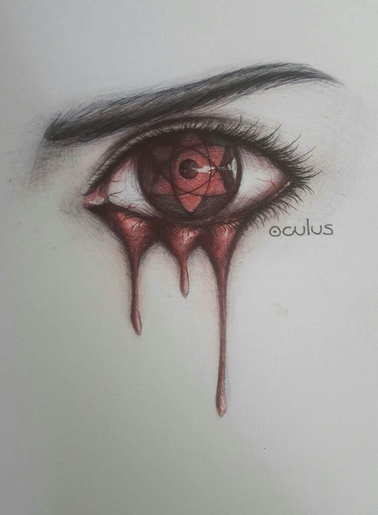 Sharingan Eye Drawing : sharingan, drawing, Sasuke's, Mangekyo, Sharingan, Drawing, Naruto, Amino