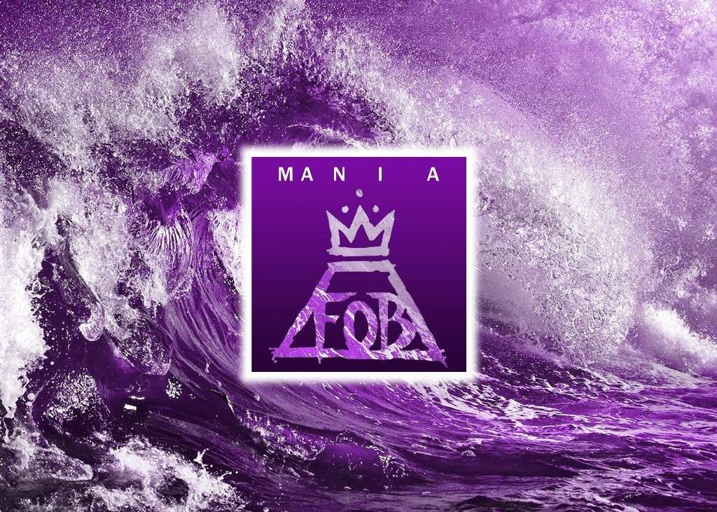 Fall Out Boy Mania Wave Desktop Wallpaper Mania Wallpaper Youngblood Fall Out Boy Amino