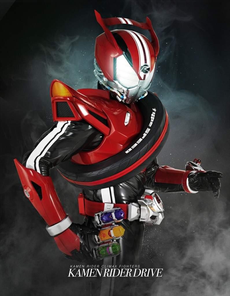 Download Kamen Rider Drive Sub Indo : download, kamen, rider, drive, Kamen, Rider, Drive, Wallpaper, Tokusatsu