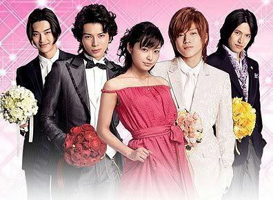Falling Down Flowers Wallpaper Ella S Reviews Hana Yori Dango Retrns K Drama Amino