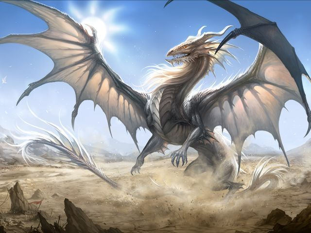 elemental dragons air pagans