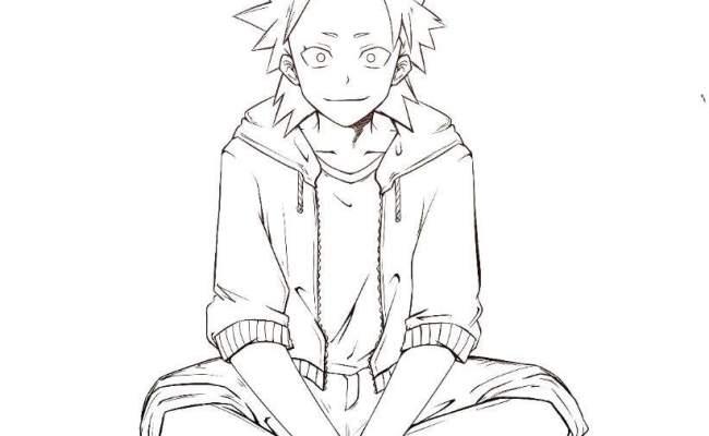 32 My Hero Academia Coloring Page In 2020 Boku No Hero Academia Kirishima Hero Academia Cute766
