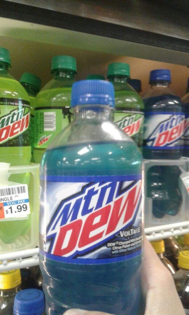 mountain dew be more