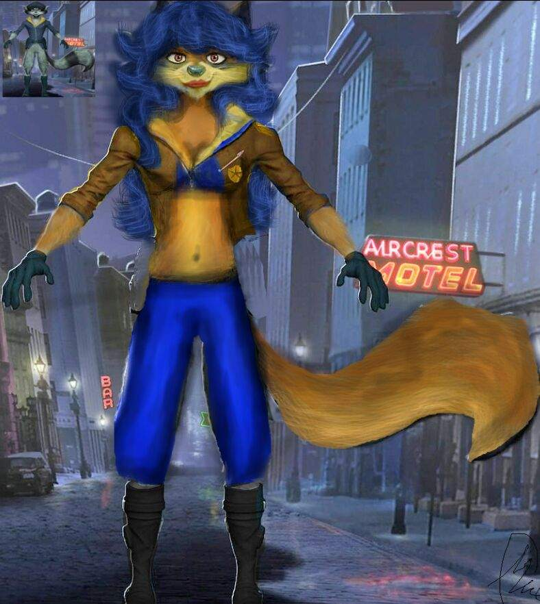 carmelita movie fanmade desing