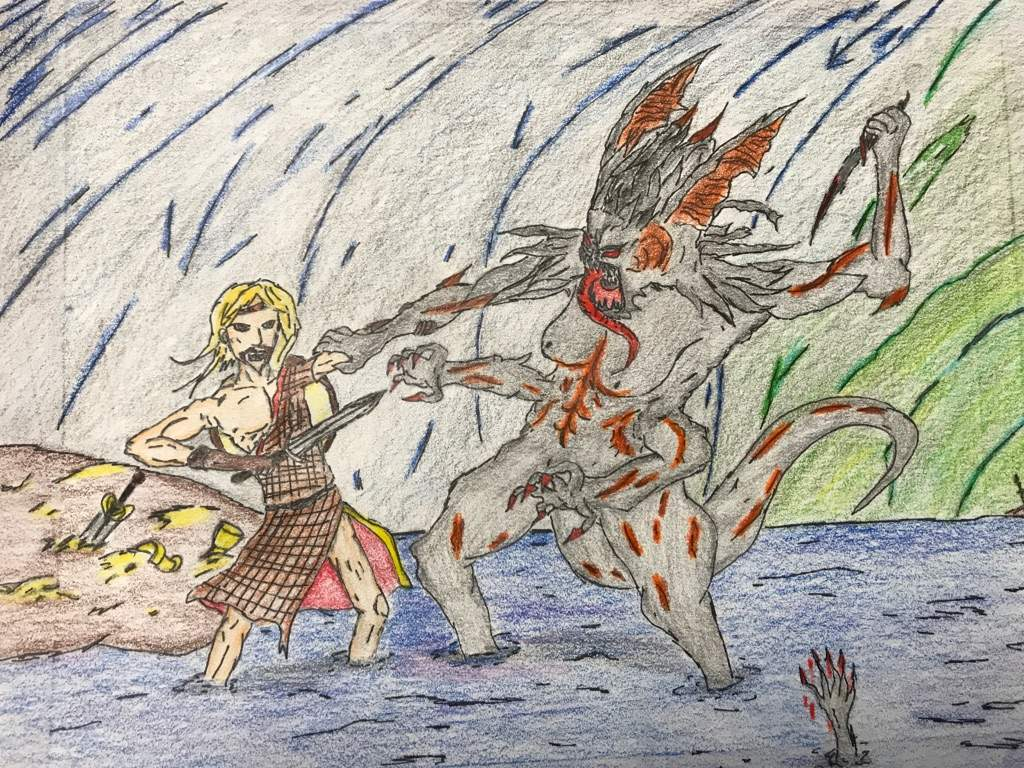 The story of beowulf and grendel Beowulf Summary 20190206