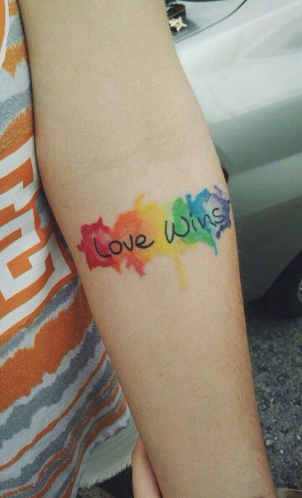 Tatuajes Lgbt Lgbt Amino
