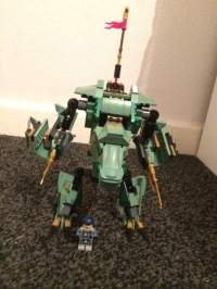 Lego Green dragon mech suit   LEGO Amino