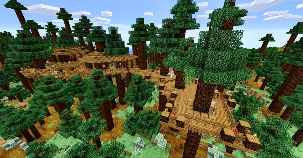 There is a ruined portal for you to raid super close to spawn. Mega Taiga Fort Challenge Minecraft Amino