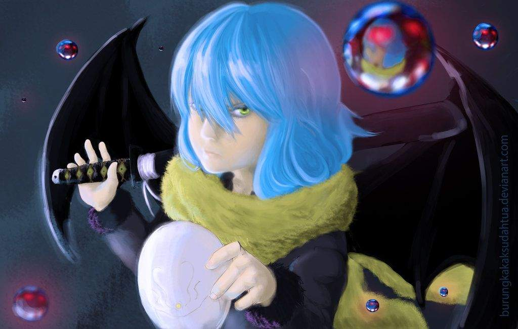 Changes rimuru into a 2000 degrees celsisus cloud. The Picks Towards Perfection | Battle Arena Amino Amino