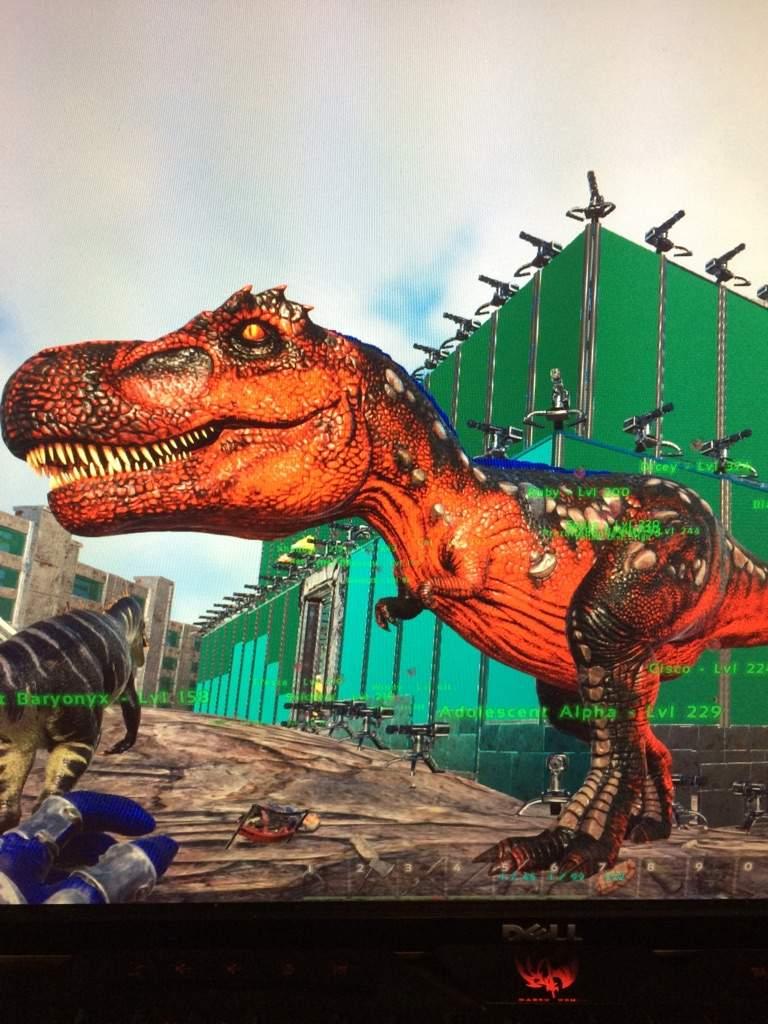 Ark Survival Evolved Colors : survival, evolved, colors, COLOR, MUTATIONS!, Survival, Evolved, Amino