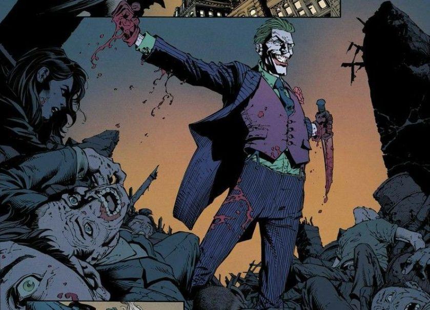 Resultado de imagen para inteligencia de the joker