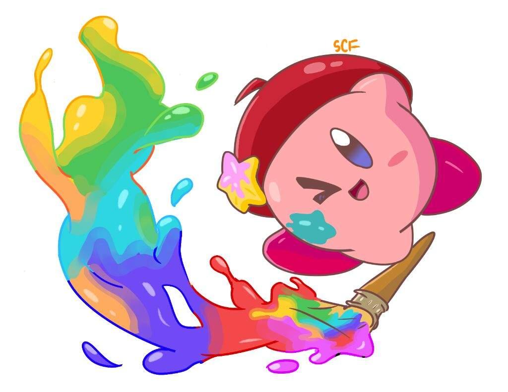 Artist Kirby Kirby Amino