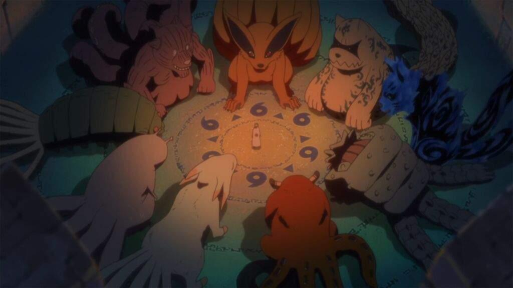 Tailed Beasts X Pokémon (Part 1)