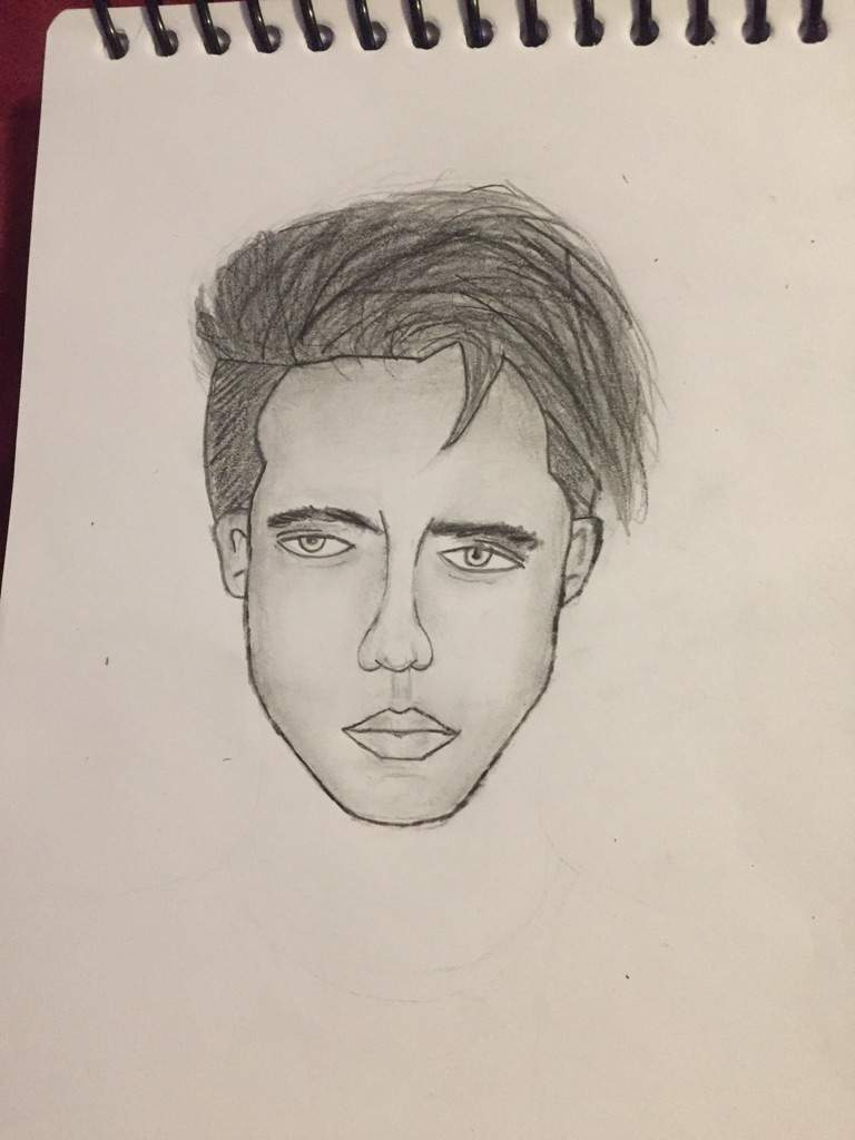 Brendon Urie Drawing : brendon, drawing, Brendon, Drawing?, Panic!, Disco, Amino