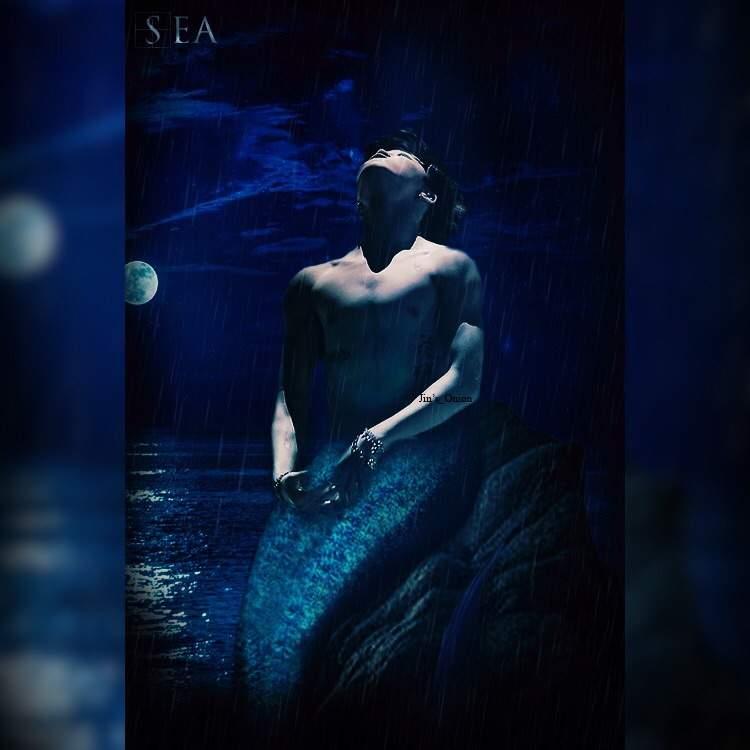 SEA Mermaid Jimin EDIT ARMYs Amino